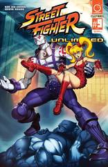 Street Fighter Unlimited #9 (Cover A - Genzoman Story)