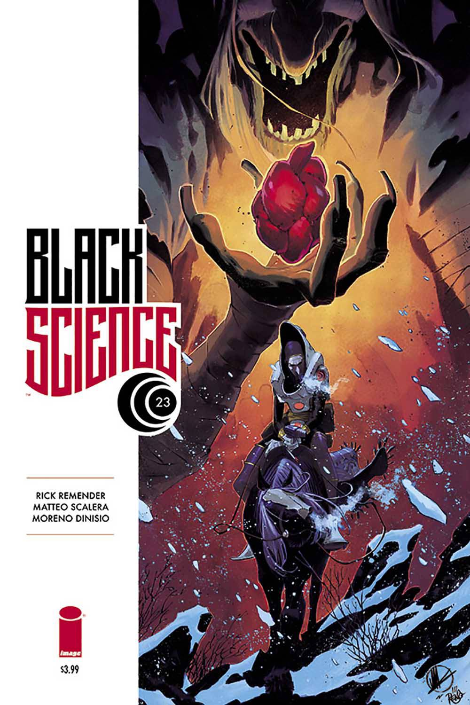 Black Science #23 (Mr)