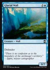 Glacial Wall - Foil