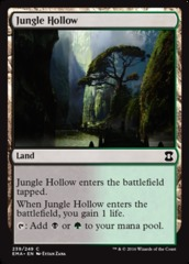 Jungle Hollow on Channel Fireball