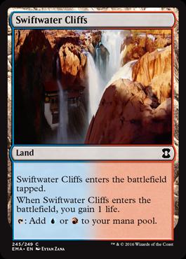 Swiftwater Cliffs - Foil