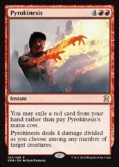 Pyrokinesis - Eternal Masters