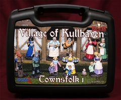 The Village of Kullhaven - Townsfolk I (10029)
