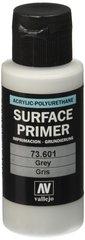 Grey Primer Acrylic Polyurethane, 60ml