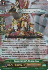 G-BT07/014EN - Golden Beast, Sleimy Flare - RR