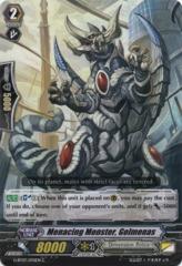 Menacing Monster, Golmenas - G-BT07/076EN - C