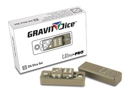 Ultra PRO Gravity Dice D6 Desert 2pc Set