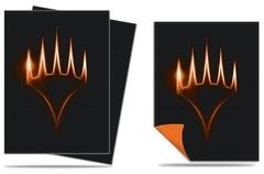 Ultra PRO - Magic - Standard Sleeves - Planswalker Logo - 80ct Pack