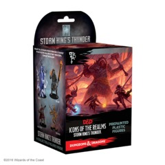 D&D Icons Of The Realms: Storm King's Thunder - Booster Pack