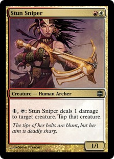Stun Sniper
