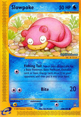 Slowpoke - 108/147 - Common