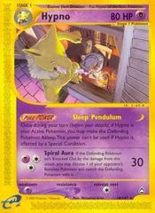 Hypno - 16/147 - Rare on Channel Fireball