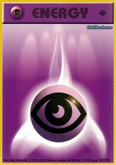 Psychic Energy - 101/102 - Common - 1st Edition