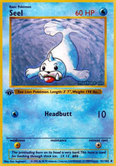 Seel - 41/102 - Uncommon - 1st Edition