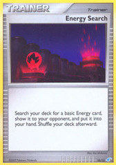 Energy Search - 10/12 - Common