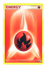 Fire Energy - 124/130 - Common on Channel Fireball