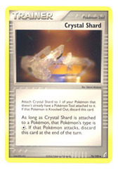 Crystal Shard - 76/100 - Uncommon