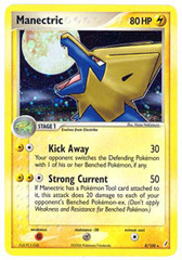 Manectric - 8/100 - Holo Rare