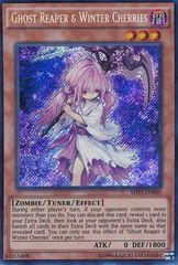 Ghost Reaper & Winter Cherries - SHVI-EN040 - Secret Rare - Unlimited Edition