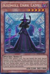 Kozmoll Dark Lady - SHVI-EN083 - Secret Rare - Unlimited Edition