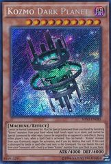 Kozmo Dark Planet - SHVI-EN085 - Secret Rare - Unlimited Edition