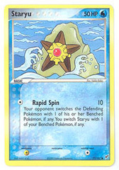 Staryu - 77/107 - Common on Channel Fireball