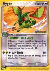 Flygon - 15/97 - Rare on Channel Fireball