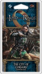 The Lord of the Rings: The Card Game - The City of Corsairs