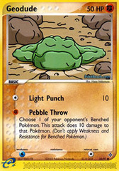 Geodude - 55/97 - Common