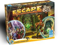 Escape - The Curse of the Temple - Big Box