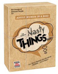 The Game of Nasty Things...