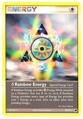Delta Species Rainbow Energy - 88/101 - Uncommon on Channel Fireball
