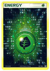 Grass Energy - 101/106 101 - Rare Holo