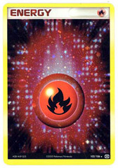 Fire Energy - 102/106 102 - Rare Holo