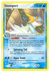 Swampert - 11/106 - Holo Rare on Channel Fireball