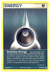 Darkness Energy - 86/106 86 - Rare