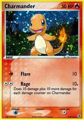 Charmander - 113/112 - Rare Holo