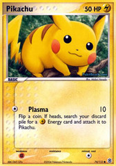 Pikachu - 74/112 - Common