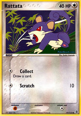 Rattata - 77/112 - Common
