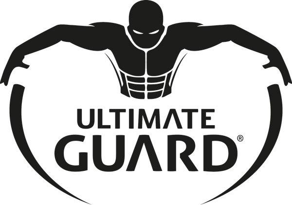 Ultimate Guard Zipfolio XenoSkin - 8 Pocket -  Red