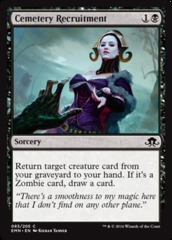 Cemetery Recruitment - Foil