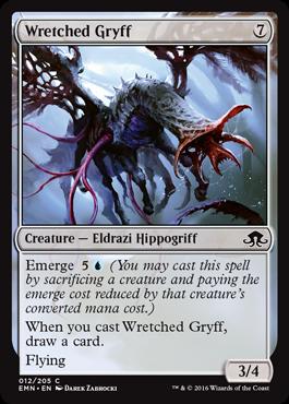 Wretched Gryff - Foil