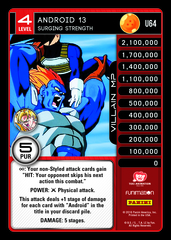Android 13 - Surging Strength - U64 - Foil