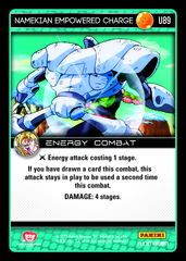 Namekian Empowered Charge - U89 - Foil