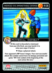Android 13's Impenetrable Defense - R136 - Foil