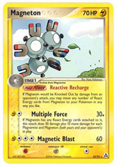 Magneton - 22/92 - Rare on Channel Fireball