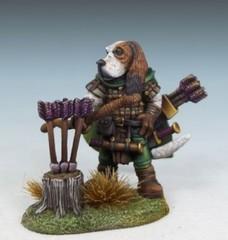 Cleo - Basset Hound Ranger
