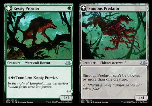 Kessig Prowler // Sinuous Predator