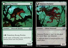 Kessig Prowler // Sinuous Predator - Foil