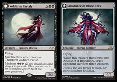 Voldaren Pariah // Abolisher of Bloodlines
